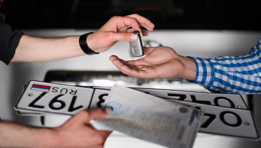 Штраф за несвоевременную постановку автомобиля на учет