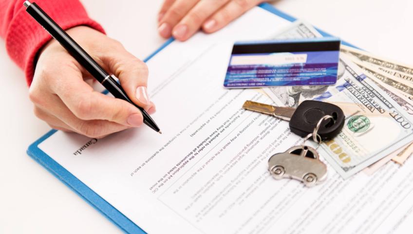 Постановка на учет лизингового автомобиля юридическим лицом