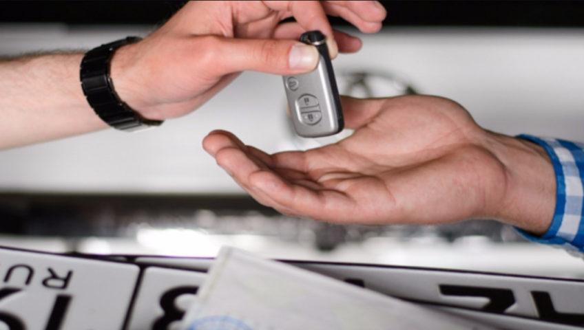 Как поставить на учет новую машину?