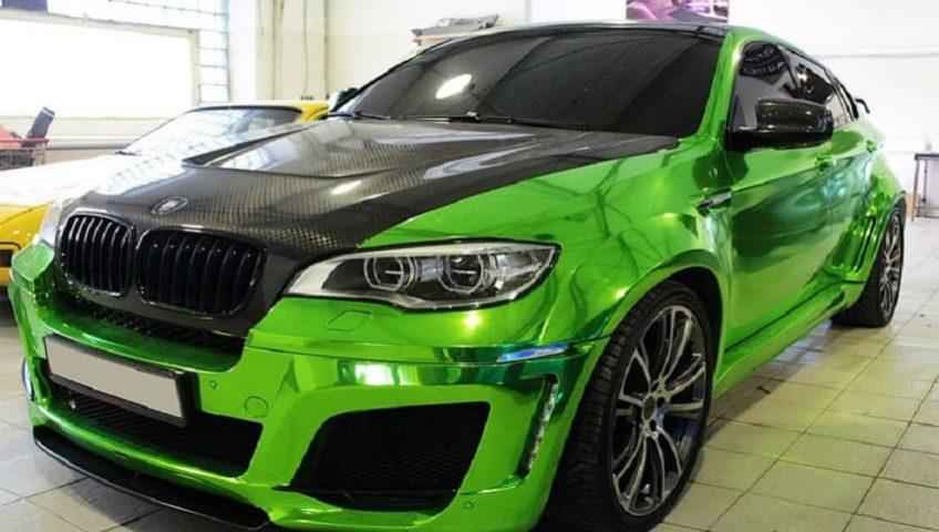 Что нужно чтобы поменять цвет автомобиля