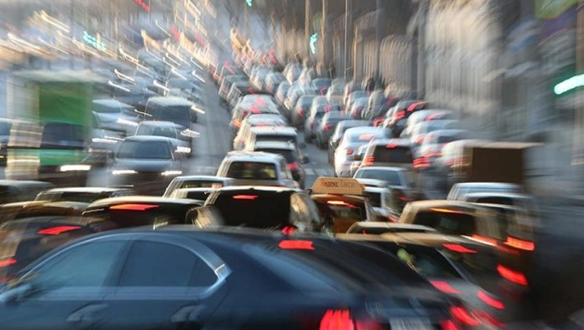 В Москве поставить на учет машину