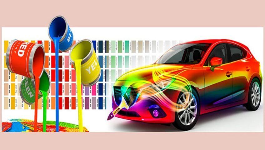 Замена цвета автомобиля ГИБДД